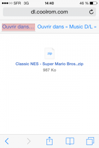 emulateur gameboy iphone sans jailbreak